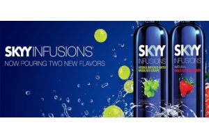 New SKYY Infusion Flavors